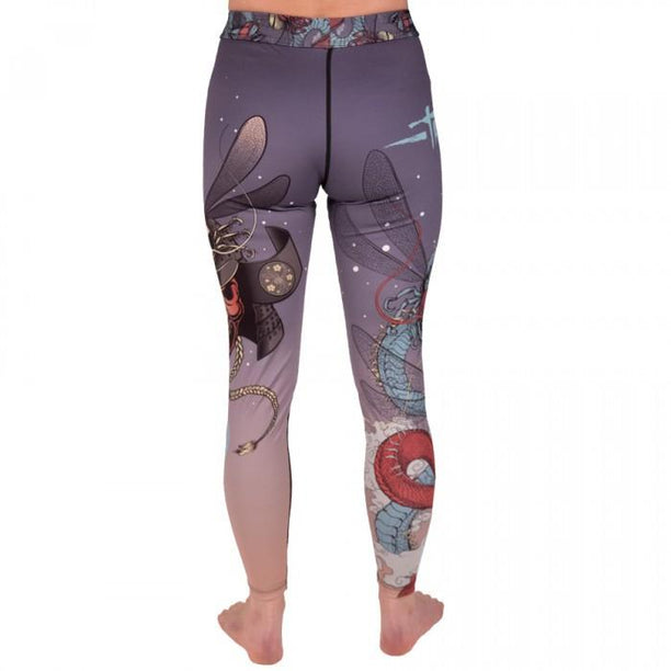 Tatami Ladies Dragon Fly Spats - Fighters Market