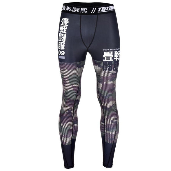Tatami Essential Camo Spats - Fighters Market