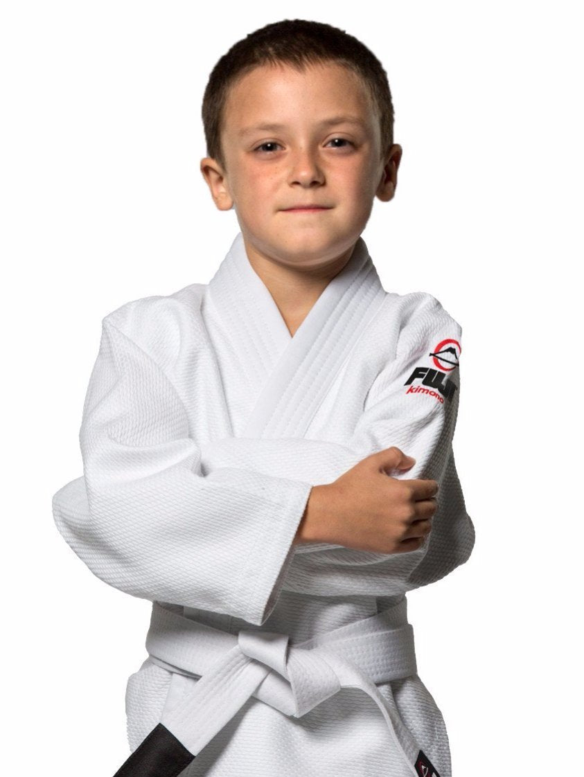 6ad5b98dd292 Fuji Single Weave Kids Gi