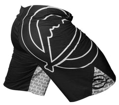 Fuji No-Gi & Compression 28 / Black Fuji Inverted Board Shorts