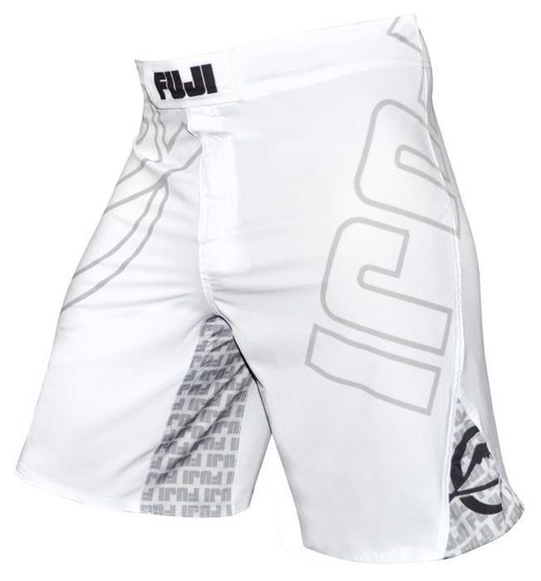 Fuji No-Gi & Compression 28 / White Fuji Inverted Board Shorts