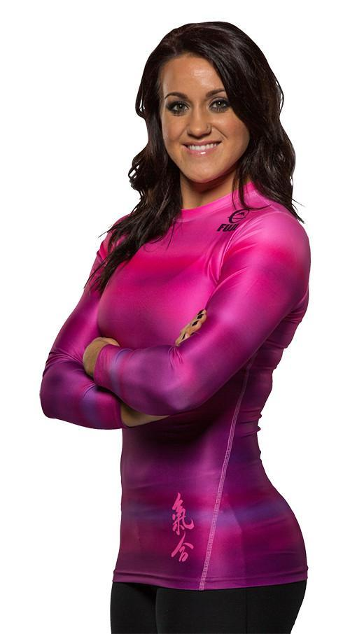 Fuji Haiku Women's Rash Guard - Fighters Market