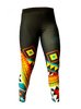 Fuji Tribal Women's Spats - Fighters Market