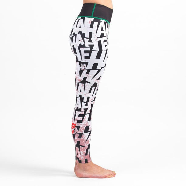 Fusion FG Batman Killing Joke Women's Spats - Fighters Market