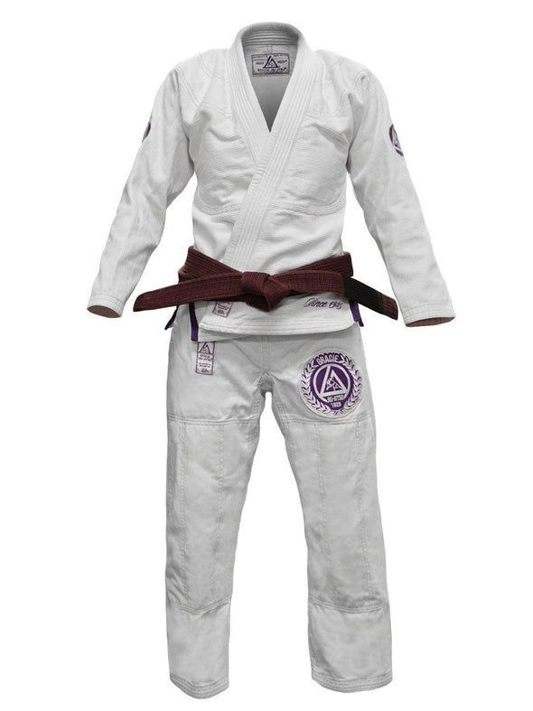 Gracie Women's Pearl Weave Gi - Fighters Market