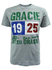 Gracie Vale Shirt - Grey - Fighters Market