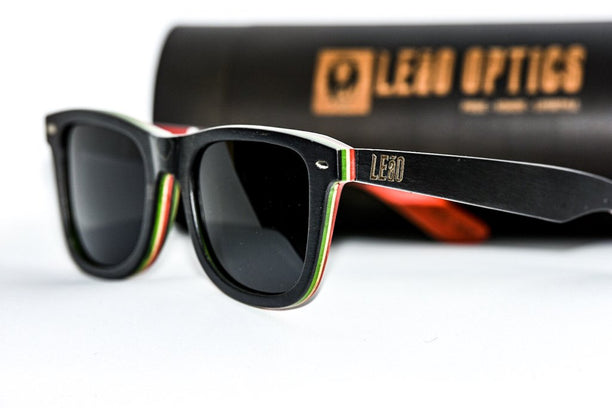 LEaO OPTiCS Rua V3 Negril Sunglasses