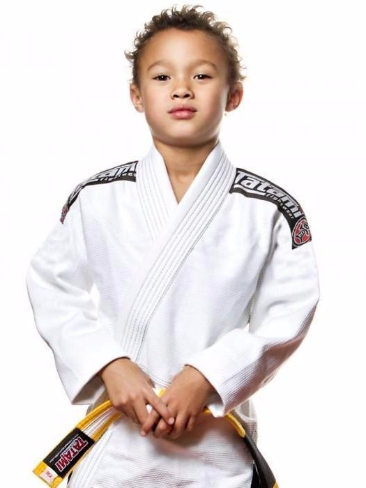 Tatami Kids Nova Jiu Jitsu Gi (w/ Free White Belt) - Fighters Market