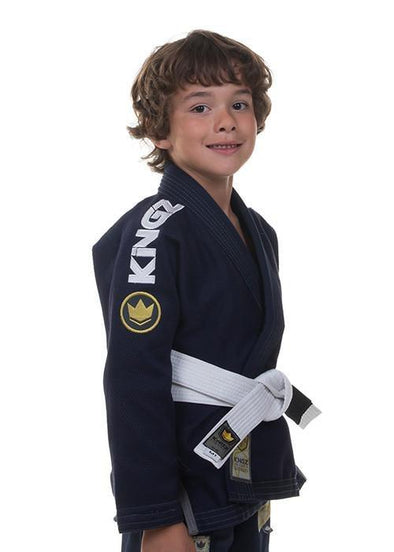 Kingz Kids Comp V4 Jiu Jitsu Gi - Fighters Market