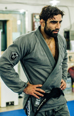 Kingz Balistico 2.0 Jiu Jitsu Gi - Gray - Fighters Market