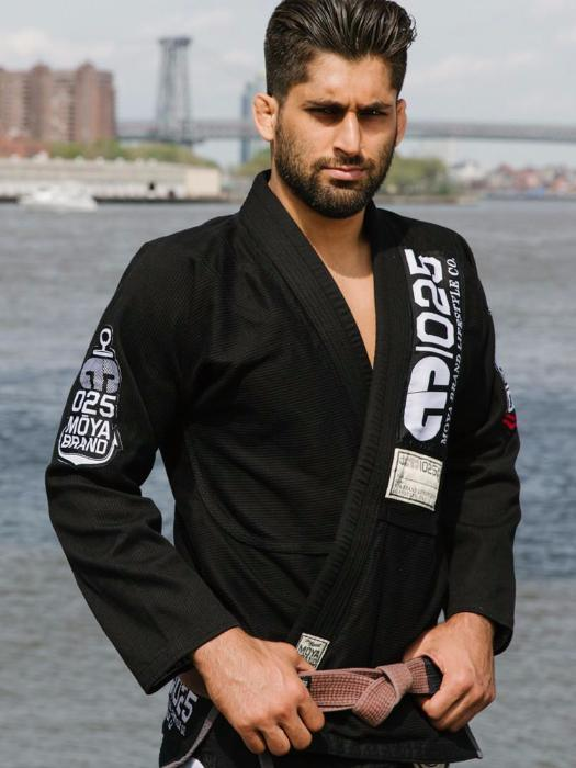 Moya Lost at Sea x Black Edition BJJ Gi - Fighters Market