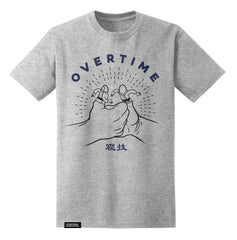 Newaza Overtime Tee - Fighters Market