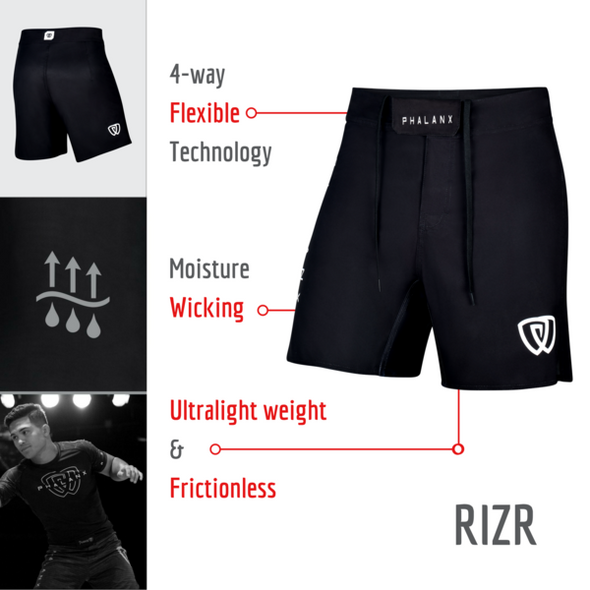 Phalanx Beast Mode RIZR Ultralight Shorts - Fighters Market