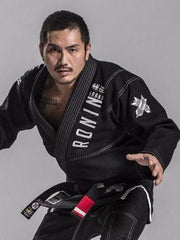 Ronin Imperial Gold Weave BJJ Gi - Fighters Market