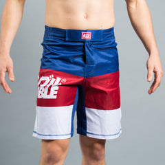 Scramble RWB Shorts - Fighters Market