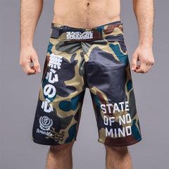 Scramble State of No Mind Shorts - Fighters Market