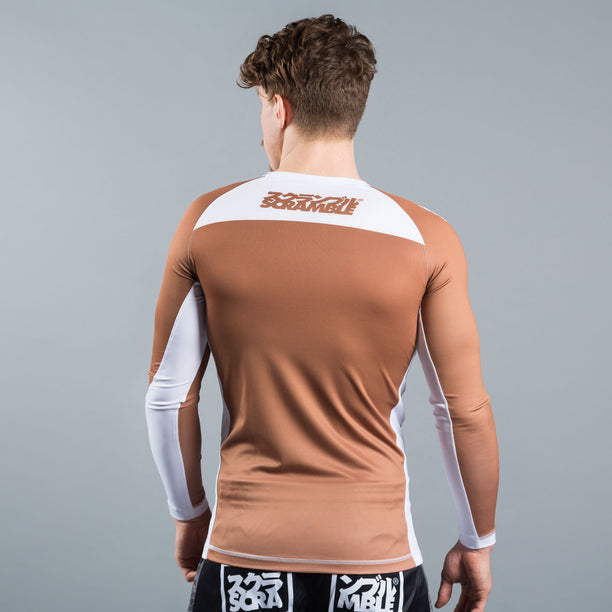 Scramble Ranked V3 Rash Guard