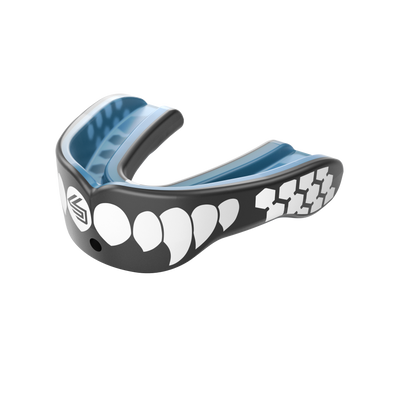 Shock Doctor Gel Max Power Mouth Guard - Fangs - Fighters Market