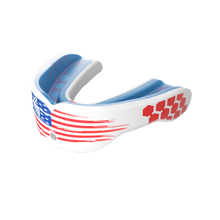 Shock Doctor Gel Max Power Mouth Guard - USA Flag