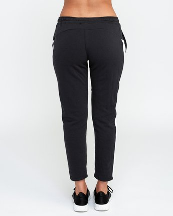 RVCA Tycho Fleece Jogger Pant - Fighters Market