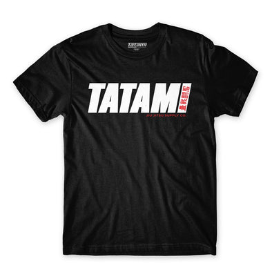 Tatami Logo T-Shirt - Fighters Market