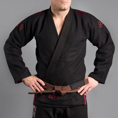 Scramble x The Warriors Jiu Jitsu Gi - Fighters Market