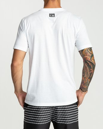 RVCA Defer Defer All The Way Performance S/S T-Shirt