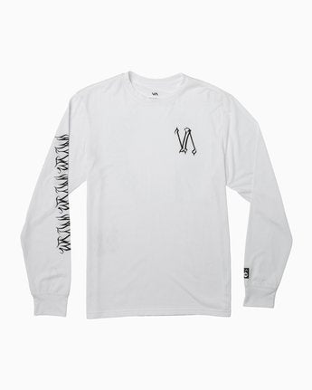RVCA Defer Sphere Performance L/S T-Shirt - Fighters Market