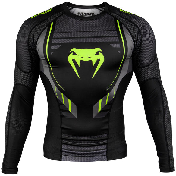 Venum Technical 2.0 Long Sleeve Rash Guard - Fighters Market