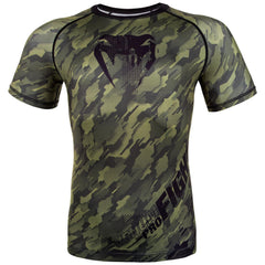 Venum Tecmo Short Sleeve Rash Guard