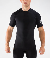 Virus Men's Stay Cool Short Sleeve Crew Neck Rashguard - Fighters Market