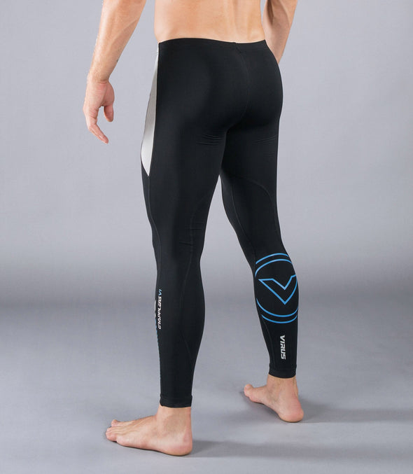 Virus Men's Stay Cool Grappling Compression Spats - Fighters Market