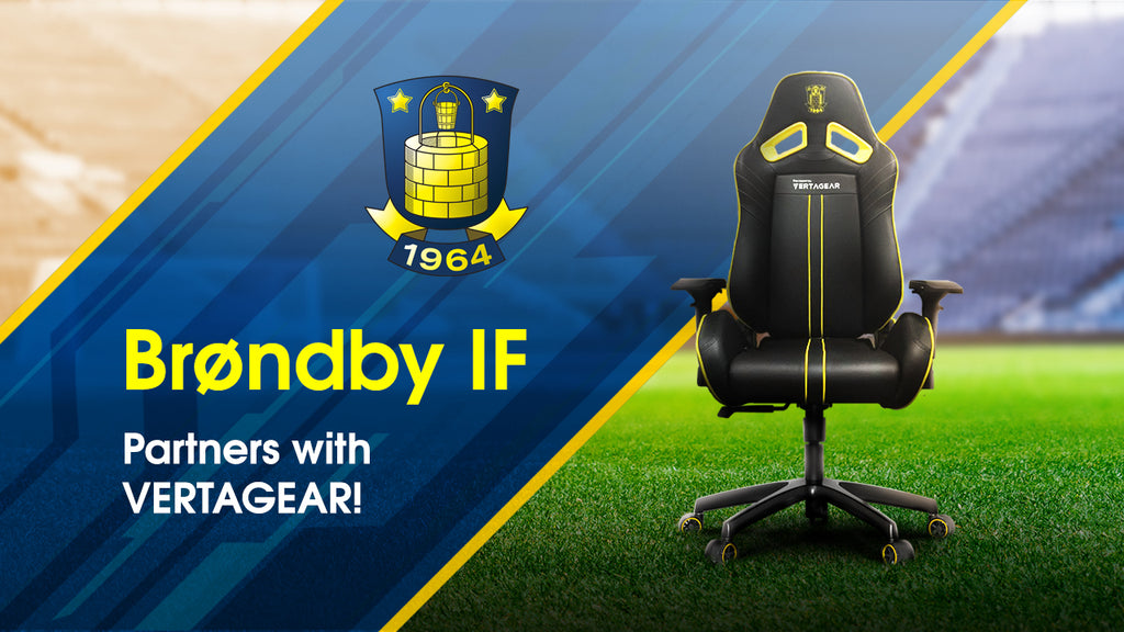 Vertagear Ventures into Football with Brøndby
