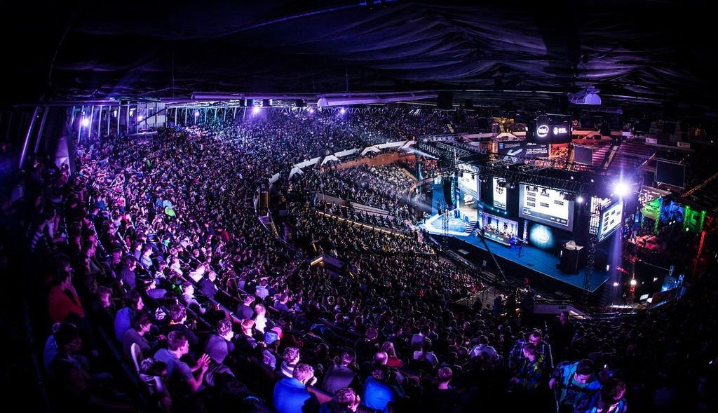ESL ONE DOTA 2 - Frankfurt 2015