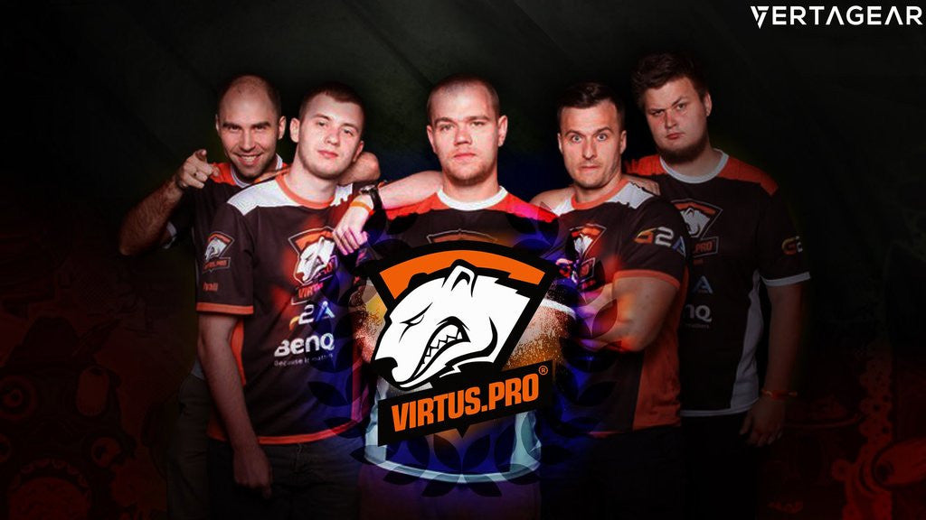 Vertagear and Virtus Pro Join New Alliance