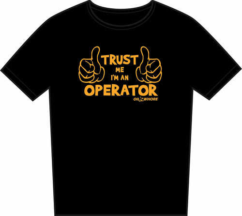Trust me I'm an OPERATOR