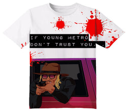 Future Young Metro Tee Shirt - OFFICIAL ShirtJunky™ - All Over Print Apparel