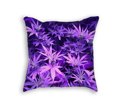 PURPLE KUSH PILLOW - Forever Rich Clothing