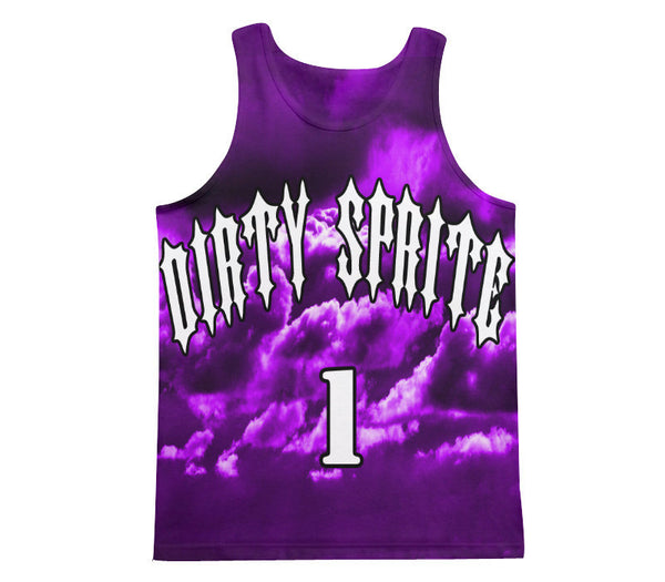 DIRTY SPRITE TANK TOP - Forever Rich Clothing