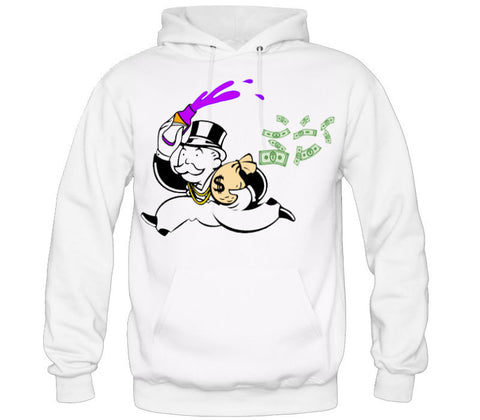 PAPERCHASE HOODIE - Forever Rich Clothing