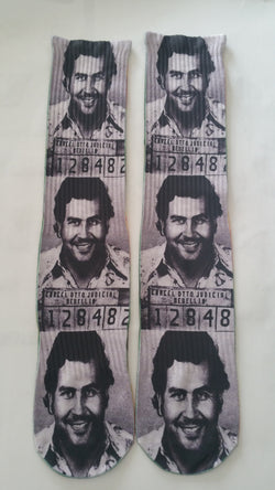 Escobar Socks - Forever Rich Clothing