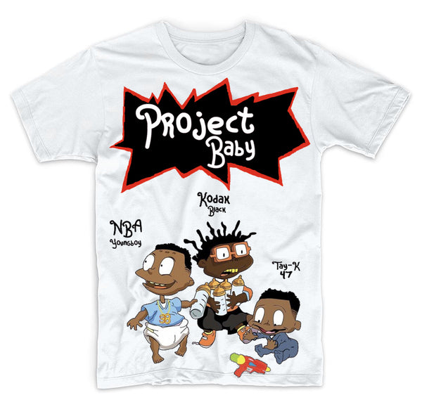 PROJECT BABY TEE