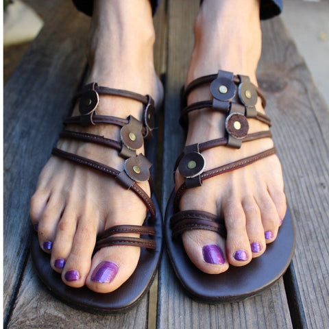 Hand Made Leather Sandals - Tuk Tuk Sandals