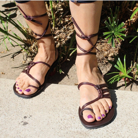Gladiator Hand Made Leather Sandals