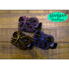 Butterfly Hair Clip, Hand Painted Hair Bun - Tuk Tuk Sandals