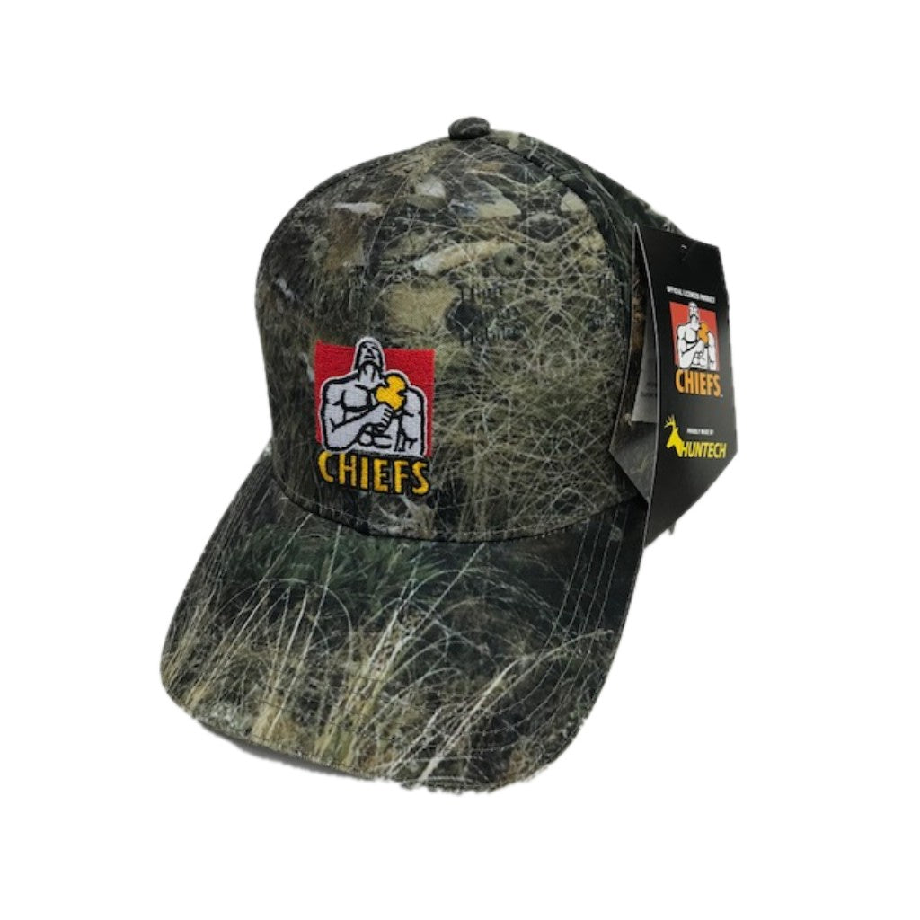 Chiefs Camo Youth Cap