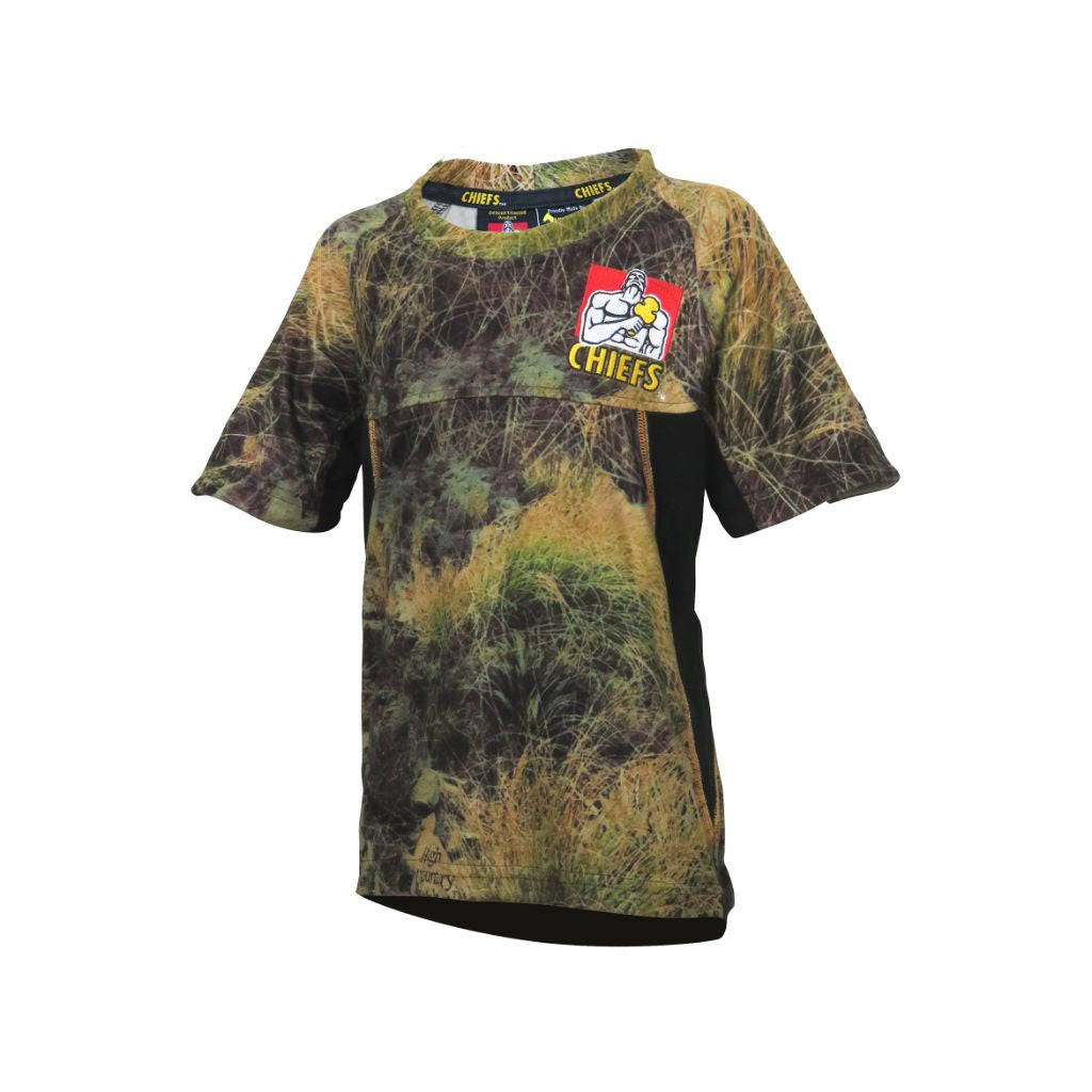 Chiefs Kids Bush Tee V2.0