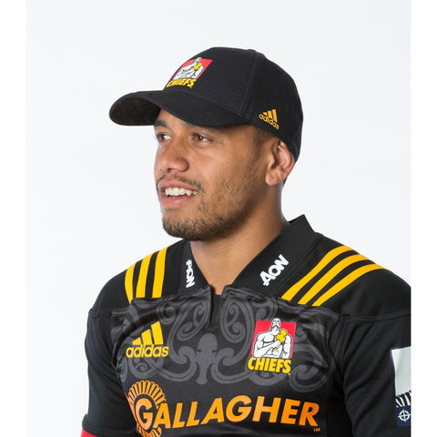 2018/19 Chiefs 3 Stripe Cap
