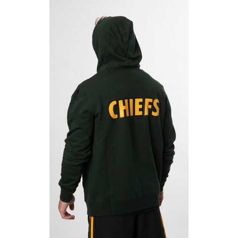 Chiefs Waikato Draught Pullover Hoodie - Green