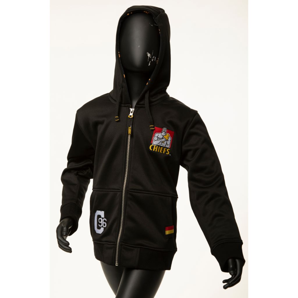 Chiefs 96 Zip Up Hoodie - Kids